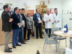 Visita Del Presidente de la Rioja en el 20 Aniversario de Pafritas
