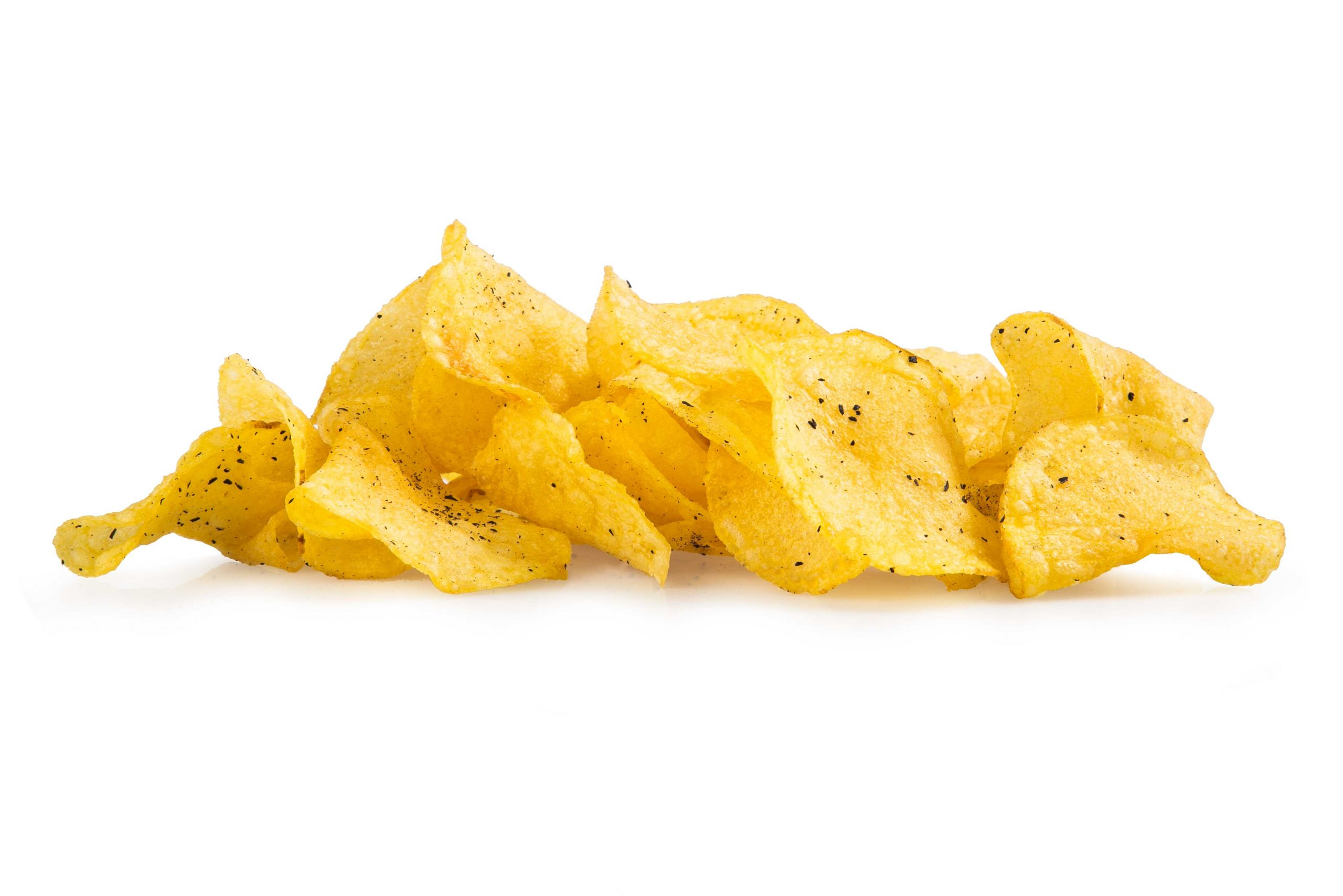 Patatas de trufa negra