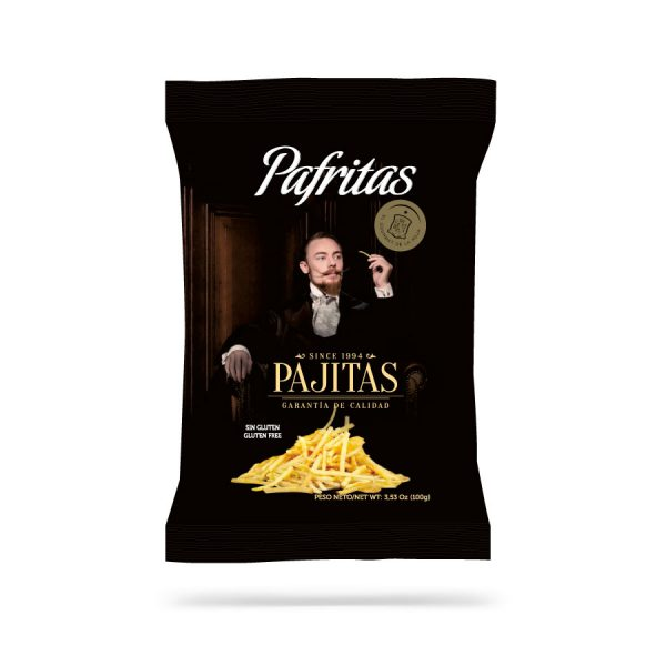 Bolsa pafritas pajitas - El Gourmet de La Roja