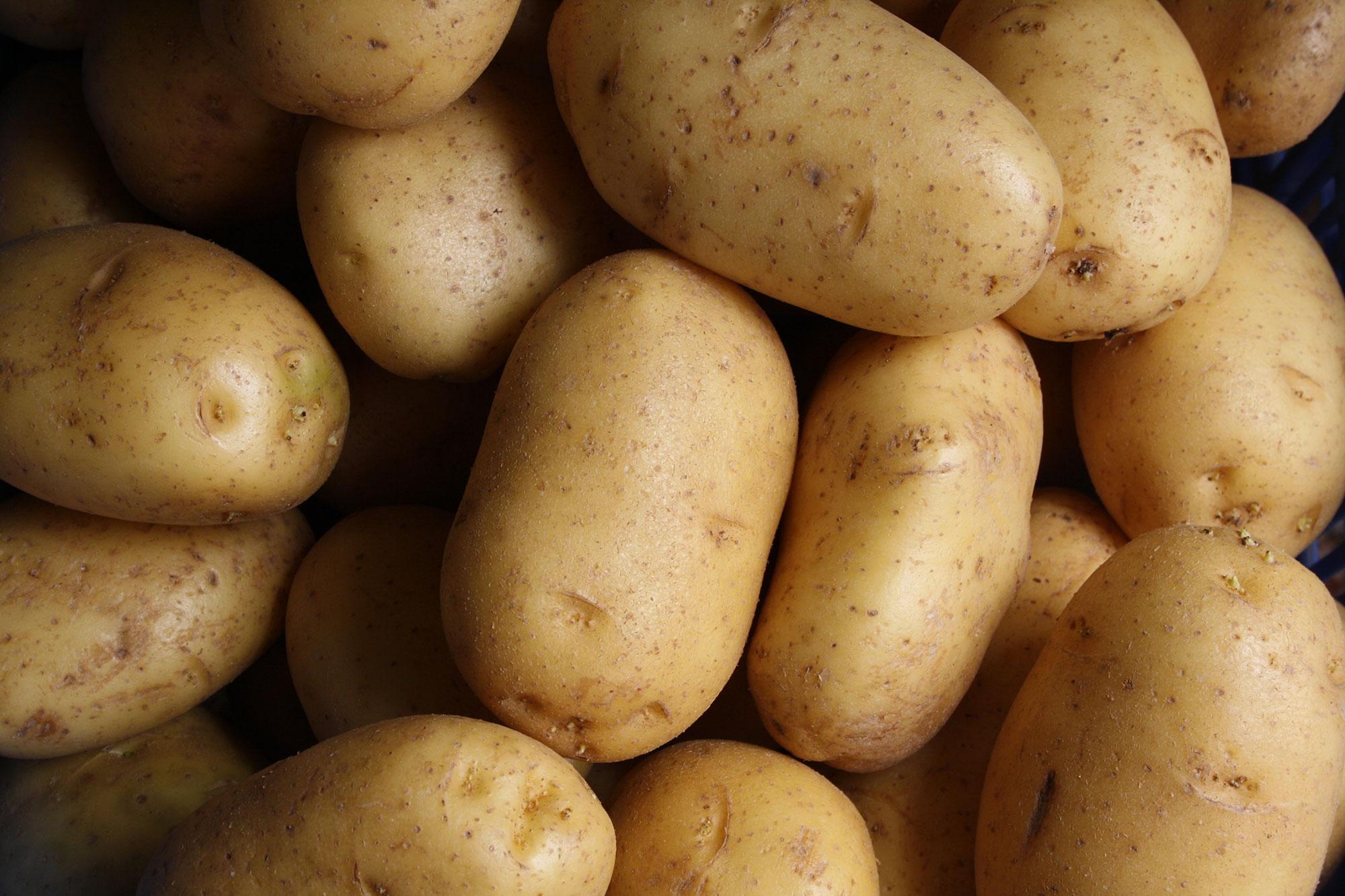 patatas naturale